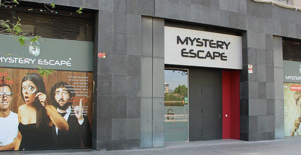 Propuesta educatica en el aula con Mystery Escape - Barcelona