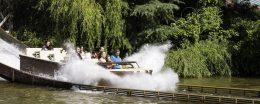 Excursión escolar al Parque de Atracciones de Madrid