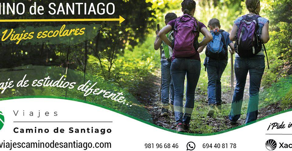 Viajes de estudios en el Camino Santiago