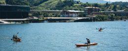 Excursiones escolares en la costa de Gipuzkoa