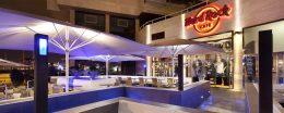 Menú para grupos de estudiante Hard Rock Cafe Mallorca