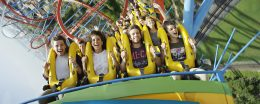 Grupos escolares parque tematico PortAventura World - Tarragona